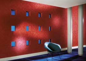 Eucolor scholl peinture couleur mur plafond sol for Peinture plafond mat ou satine